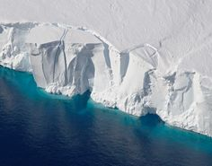 Getting to Know the Getz Ice Shelf Follow @GalaxyCase if you love Image of the day by NASA #imageoftheday