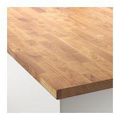 IKEA - HAMMARP, Plan de travail, 186x2.8 cm, , Garantie 25 ans gratuite. Détails des conditions disponibles en magasin ou sur internet.Le bouleau se caractérise par un aspect finement veiné et une couleur pâle et satinée qui fonce avec le temps. Il présente souvent des nœuds ou un duramen crème ou brun pâle qui donne son aspect particulier et naturel à votre plan de travail.Le bois massif est un matériau naturel, au toucher particulier. Les variations de couleur, de texture et d'aspe...