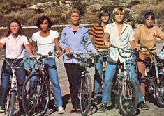 Verano Azul en bici