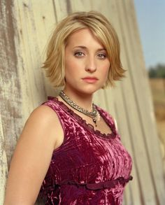 Smallville Season 1 Promo - Allison Mack as Chloe Sullivan