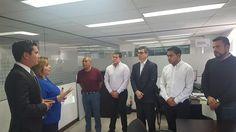 Como parte del proceso de reestructuración que lleva a cabo la Comisión Ejecutiva Estatal de Atención a Víctimas, este martes los comisionados Selene Vázquez y Abraham Montes tomaron protesta a ...