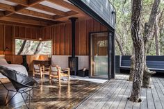 Forest House By Envelope A + D - Dwell
