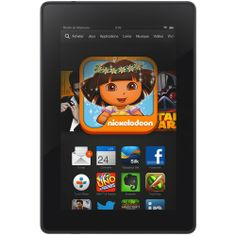 Everyone Wants Kindle Fire HDX Tablets. The latest and greatest tablets from the Kindle Fire series are the HDX 7 and Featuring Perfect Color technology with the latest displays. This will be the hottest Christmas gift of 2013 for anyone who Kindle Fire Tablet, Amazon Kindle Fire, Smartphone, Computer Hardware, Computer Accessories, Wi Fi, Cool Things To Buy, Shopping, Tents