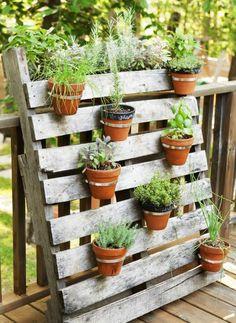 9 Meilleures Images Du Tableau Jardiniere Sur Palette