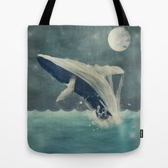 Buy night swimming by Bri.buckley as a high quality Tote Bag. Worldwide shipping available at Society6.com. Just one of millions of products available.