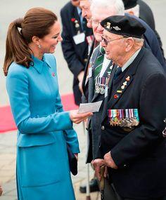 Kate Middleton conquista Nueva Zelanda con su estilo y dulzura
