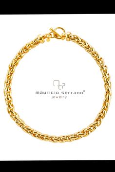 A Real Necklace!!! Gold Plated Serpent Collection. #ATrueJewel.  Are you ready for Spring?   #MauricioSerrano #Mexico #2015 #Fashion #Art #Joyas #Diseñador #Plata #Silver #Fashion #Jewelry #March #Spring #UnaVerdaderaJoya #Happiness #Love #Gifts #Gold