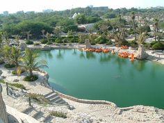 Kish Island, Iran: A resort island.