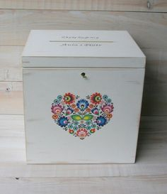 Check out our gift wrapping selection for the very best in unique or custom, handmade pieces from our shops. Wedding Details, Decoupage, Decorative Boxes, Container, Boho, Etsy, Decorated Boxes, Bohemian