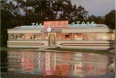 The Diner Store in Rockford, MI