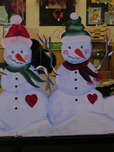 MICHAEL'S CHRISTMAS WINDOWS - ONE STROKE PAINTING FOR THE HOLIDAYS