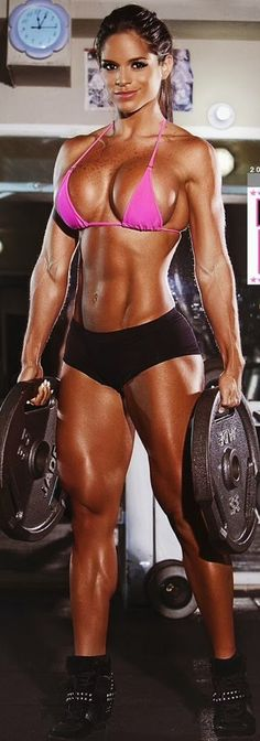 #fitness #motivation #muscle #girlpower