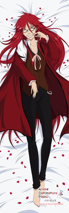 I can't even...Sebas-Chan *sing songy voice* I have a suprise for you~!