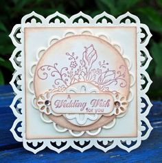 Heartfelt Creations | Pink Bella Rosebud- Wedding Wish