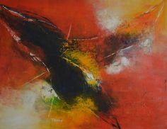 No.8 Kleurige moderne abstracte schilderijen, acrylverf op doek zonder lijst. Prijzen varieren tussen de 50 en  195 euro. Voor meer informatie neem contact op met schilderijen.Fenny@gmail.com