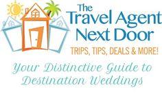 Distinctive Destination Wedding Specialists Margarita Montaner (587) 883-4151 mmontaner@thetravelagentnextdoor.com   Maria Teresa Febres (905) 616-1807  mfebres@thetravelagentnextdoor.com