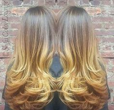 Call to #bookyourappointment with our #upandcoming #njhairstylist @kelseyryannnn #hairstylist #blowoutsbykelsey #goldwell #balayage #lovekevinmurphy #layers #americansalon #modernsalon #behindthechair #btc #njhairsalon #cranford #summit #westfield #nj #sofiscolorlounge