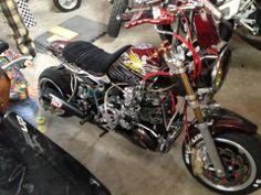 HONDA MONKEY BAJA Honda Dax, Mini Chopper, 50cc, Mini Bike, Cars And Motorcycles, Monkey, Bonsai, Vehicles, Jumpsuit