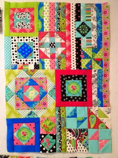 Happy Appliquer: Addicted to the Gypsy Wife Quilt