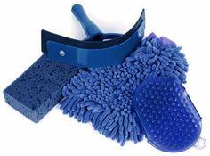 Roma Easy Pack 4-Piece Wash Kit | ChickSaddlery.com