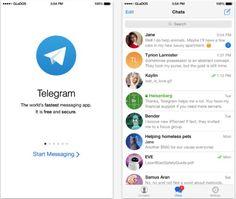 Telegram arrivano i pagamenti Apple Pay i videomessaggi e tanto altro