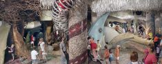 City Museum is a museum whose exhibits consist largely of repurposed architectural and industrial objects. Vacation Trips, Vacations, Fun Places To Go, City Museum, St Louis, Architecture, Travel, Holidays, Arquitetura