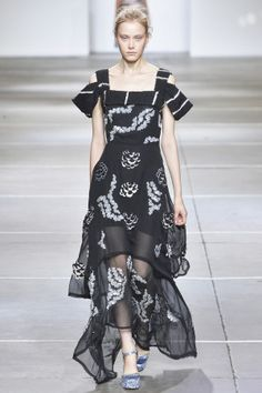 Michael van der Ham Spring 2015 – RTW for more fashion and beauty advise check out The London Lifestylist http://www.thelondonlifestylist.com