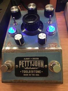 Pettyjohn Electronics PreDrive Studio Pedal 2017