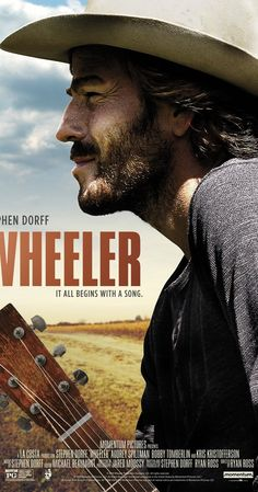 "Directed by Ryan Ross.  With Stephen Dorff, Kris Kristofferson, Audrey Spillman, Bobby Tomberlin. WHEELER is the story of an aspiring musician from Kaufman, Texas who travels to Nashville with the lifelong dream of trying his hand at country music. By embodying the title character under prosthetic make up, actor Stephen Dorff successfully infiltrates Music City and takes his character on an authentic singer / songwriter journey. With the help of key allies on the ground, ""Wheeler&q..."