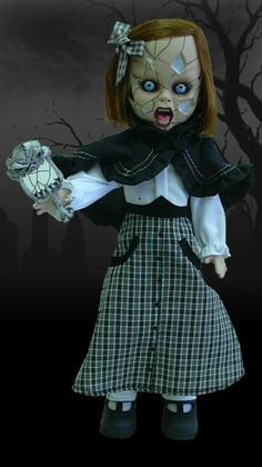 Living Dead Dolls - Series 13 - Evangeline - Have