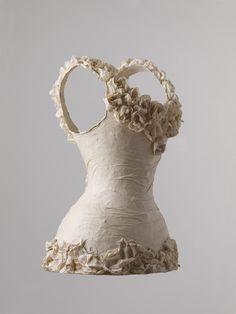 Susan Cutts - beautiful paper pieces, sculpture etc