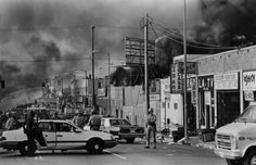 LA Riots, 1992