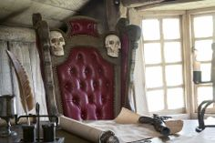 "Pirate Chair from ""Creating the Perfect Home Office: Finding the Right Chair"""