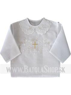 294c58361201 Košieľka na krst - krstná - košieľky - vyšívanie