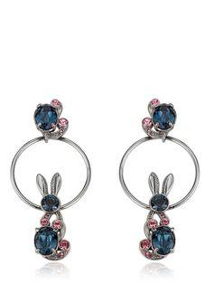 Mawi Bunny Love earrings