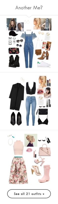 """Another Me?"" by carolinerosel ❤ liked on Polyvore featuring Karla Colletto, Illesteva, Natasha Schweitzer, Capezio, Gucci, adidas, M.i.h Jeans, H London, Victoria Beckham and Humble Chic"