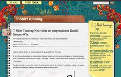 T-Shirt - blog de alumnos de 6a de Primaria para el proyecto de Emprendedores.
