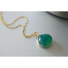 Genuine Stone Pendant ($28) ❤ liked on Polyvore featuring jewelry, pendants, charm pendant, stone pendants, stone jewellery, pendant jewelry and stone jewelry
