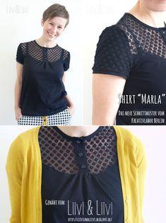 Stoff-Idee für Shirt Marla