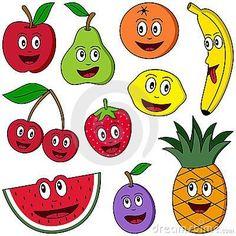 Okul öncesi meyveler