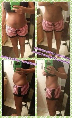 After 2 wraps and Greens!!