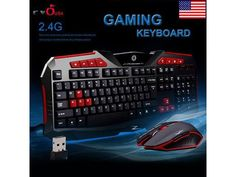 HK8100 2.4G gaming wireless keyboard and... is listed For Sale on Austree - Free Classifieds Ads from all around Australia - http://www.austree.com.au/electronics-computer/computers-software/components/hk8100-2-4g-gaming-wireless-keyboard-and-mouse-set_i4030