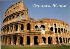 Very cool web-based ancient Rome activity.
