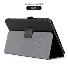 Leather Flip Case For Samsung Galaxy Tab A A6 10.1 2016 T580 T585 SM-T580 T580N Cases Cover Funda Tablet WIth hand Holder Shell