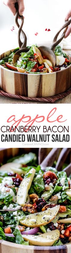 Apple Cranberry Baco