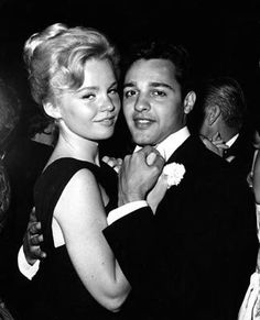 Natalie Wood and Sal Mineo 1955   Natalie Wood   Pinterest