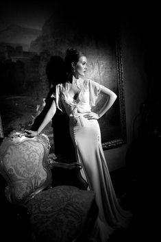 ענבל דרור/שמלות כלה/שמלות ערב http://www.inbaldror.co.il  Each of these gowns is more beautiful than the last.