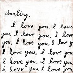 Sugarboo designs: darling, i love you wall art ($429) ❤ liked on Polyvore featuring home, home decor, wall art, inspirational home decor, whimsical home decor, inspirational wall art, animal wall art and handmade home decor