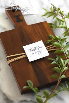 Chop Chop! 15 DIY Cutting Boards via Brit + Co.