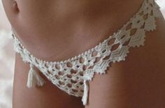 and you thought that crochet is only for doilies! .. crochet panties